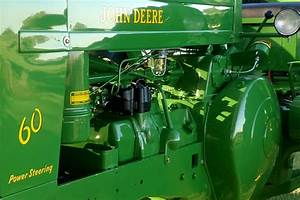 1954 John Deere 60 Row Crop