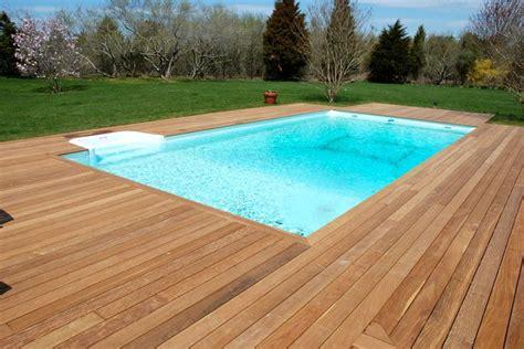ipe decking   ground pool   hamptons long