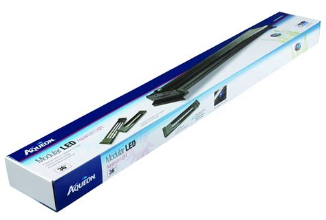 aqueon led aquarium light fixture 36 inch brand new