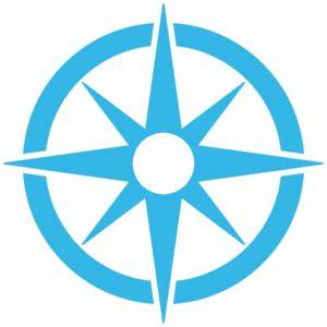 Simple Compass Icon - ClipArt Best