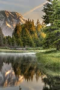 Warm Water Lakes in Washington