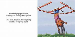 Why is nita upside down by roxana bouwer sarah bouwer for Pdf document upside down