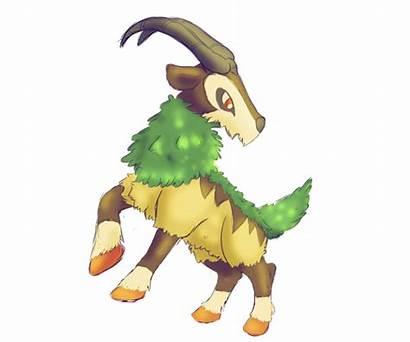 Pokemon Random Gogoat Entin Deviantart
