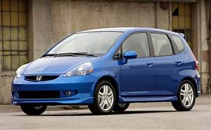 Honda Recalling 143 000 Fit Hatchbacks Over Potential