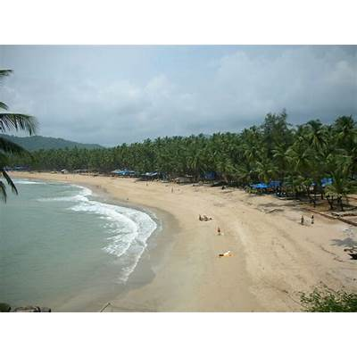 Panoramio - Photo of Palolem Beach Goa India