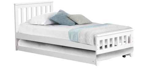 pull out mattress libra single bed with pull out trundle guest bed beds