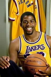 "Earvin ""Magic"" Johnson Jr. (born August 14, 1959) is a ..."
