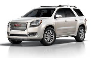 mercedes part number 2016 gmc acadia denali release date price review changes