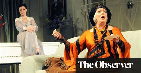 Blithe Spirit The Tempest Review Stage The Guardian
