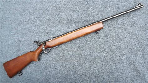Mossberg, O. F. & Sons, Inc. Model 44 Us .22lr Bolt Action ...
