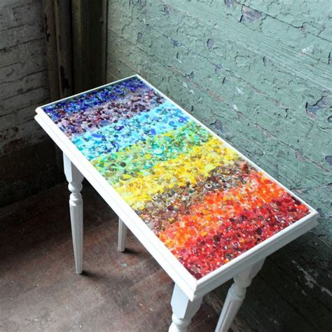glass bead table l 1000 images about epoxy resin on pinterest bookends