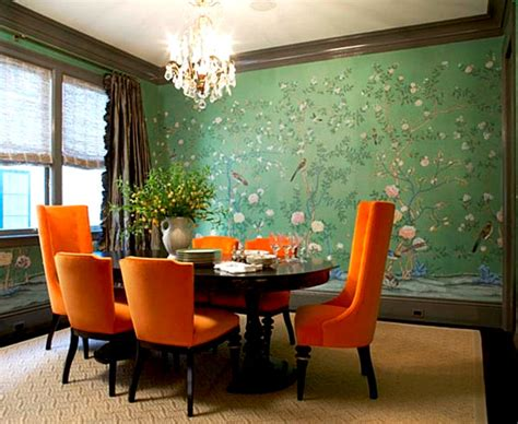 green dining room ideas interior design trends for 2013