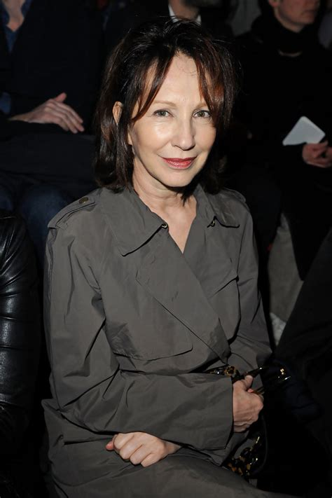nathalie baye photos photos lanvin ready to wear
