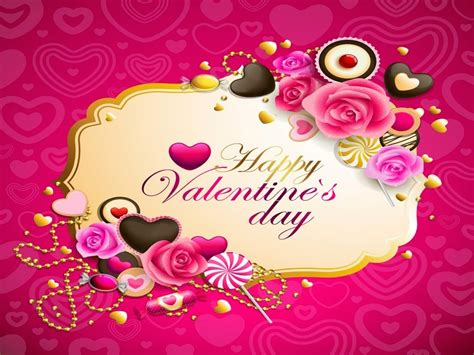 Animated Happy Valentines Day Wallpaper - day wallpapers 1024x768 75