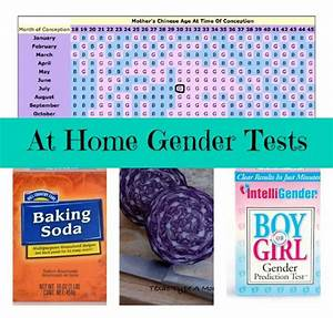 Pregnancy Prediction Chart At Home Gender Predictor Tests