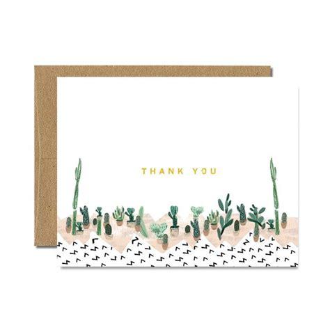 foil petite succulents   boxed set ferme  papier