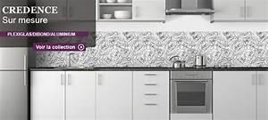 Credence Cuisine Originale : pose credence cuisine originale deco cr dences cuisine ~ Premium-room.com Idées de Décoration