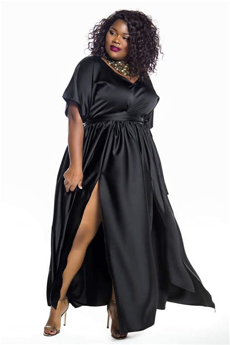 plus size designer clothes look the jibri collection the curvy