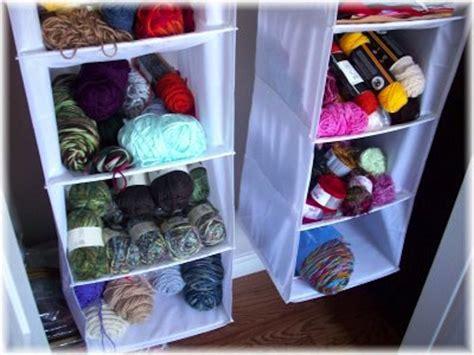 diy yarn storage ideas
