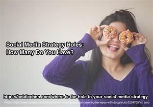 Social Media Strategy Holes  How Many Do You Have