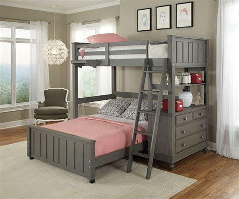 Twin-full-size-loft-beds-for-kids