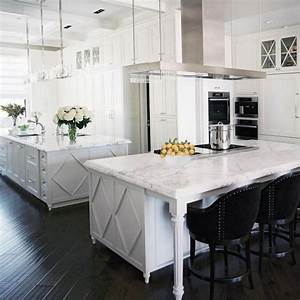 White Granite Kitchen Countertops: Pictures & Ideas From ...