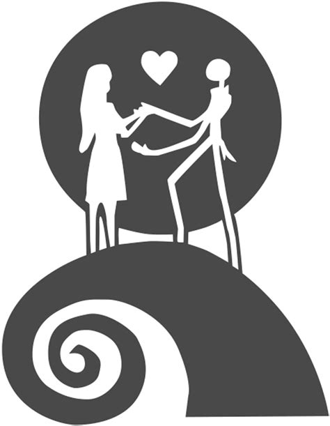 Nightmare Before Christmas Svg File  – 285+ SVG Cut File
