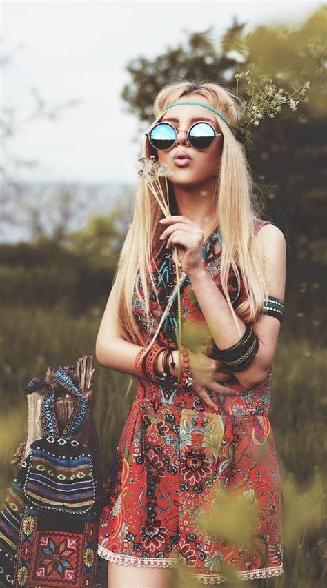 idees pour la tenue hippie chic qui aider  se