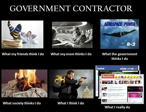 People Suck Memes - whatpeoplethinkido 37 govt contractor
