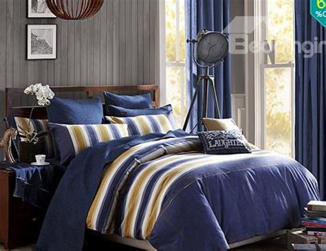 personal shopping blue  yellow tropical bedding