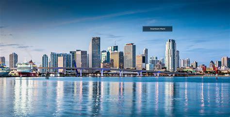 To Of Miami by Downtown Miami