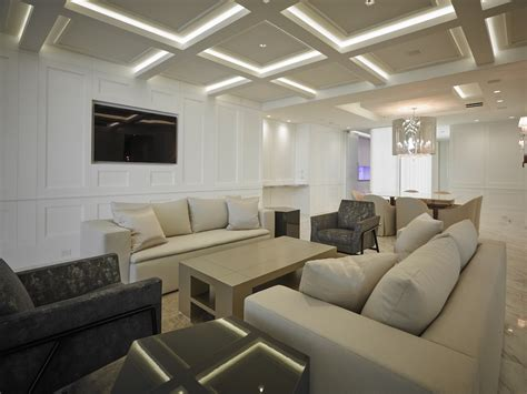 Modern Coffered Ceiling by 31 Modern Ceiling Design Ideas For Appearance