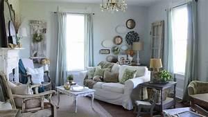 75, Inspiring, Blue, Living, Room, Photos