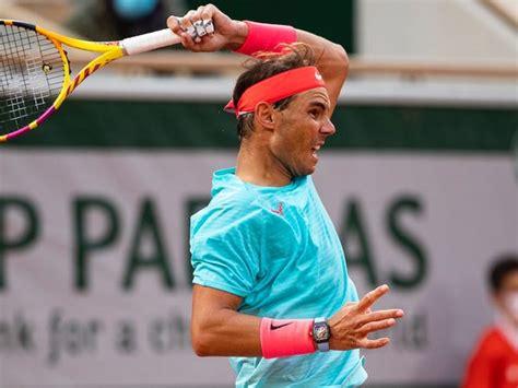 Rafael Nadal wearing $1 million Richard Mille watch at ...