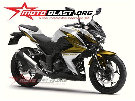 Z 250 Modif by Modif Striping Kawasaki Z250 Motoblast