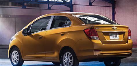 Chevrolet Beat Notchback 2018 4  Autos Actual México