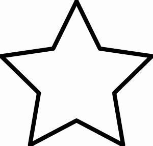 Star Silhouette Clip Art - Cliparts.co