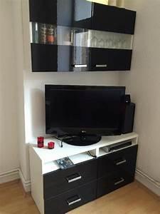Tv Aufsatz Ikea : ikea besta neu und gebraucht kaufen bei ~ Michelbontemps.com Haus und Dekorationen