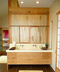 Furniture bamboo bath accessories for traditional accent for Bamboo in the bathroom