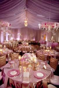 Pink and Gold Quinceanera Decorations