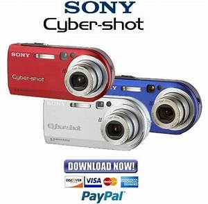 Pay For Sony Cybershot Dsc