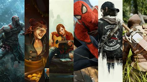 Top 50 Games Confirmed/expected At E3 2017