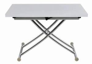 Table Basse Reglable Hauteur : table hauteur reglable ikea ~ Carolinahurricanesstore.com Idées de Décoration