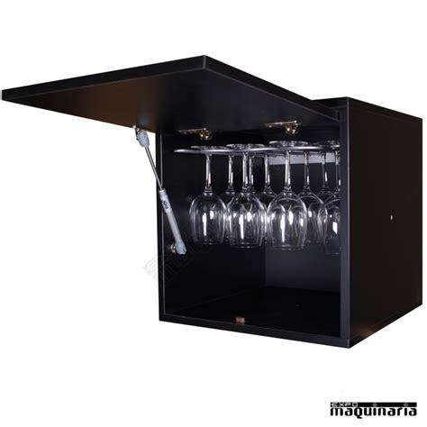 armario  copas vino exmonastrell mini soporte metalico copas