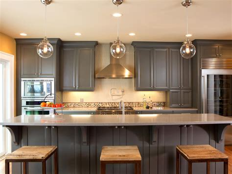 kitchen paint design ideas ideas for painting kitchen cabinets pictures from hgtv