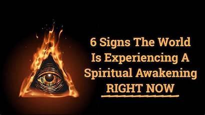 Awakening Spiritual Signs Experiencing Right Suffering Emotional