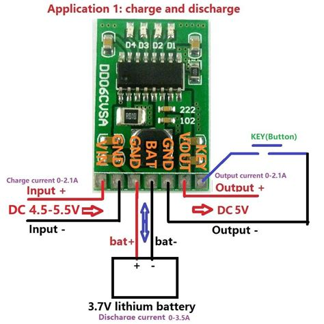charge discharge boost power module