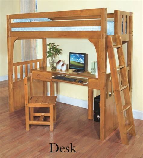 loft beds for with desk discovery world furniture desk honey convertible