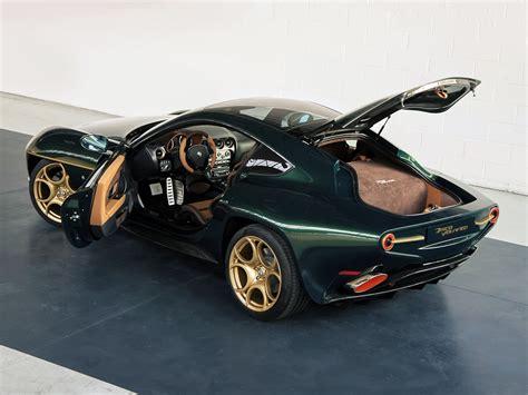 New Alfa Romeo Disco Volante Green And Gold Alfa Romeo Disco Volante Arrives In Geneva