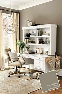 Best 25 Home Office Colors Ideas On Pinterest Blue Home ...